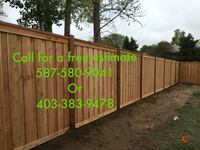 Fence and gate installation Calgary