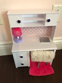 My life doll desk new