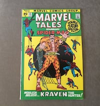 Comic Book: Marvel Tales #33