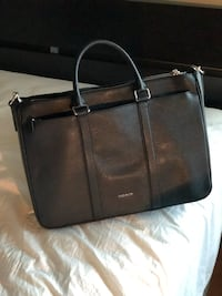 COACH Metropolitan Double Zip Business Case Vancouver, V6B 3A7