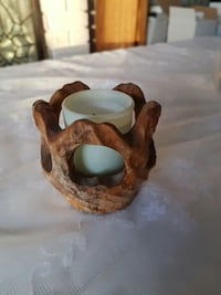white votive candle Edmonton, T6L