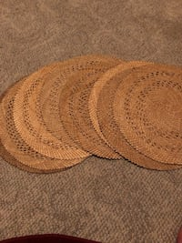 Eight Woven Placemats Canyon, 79015
