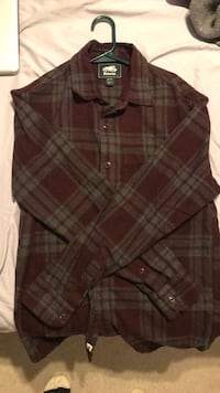 ROOTS Red Flannel (XS) Markham, L3S 4N3
