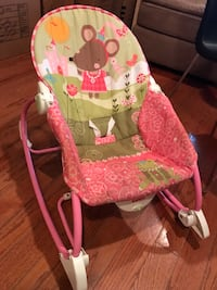 Baby rocking chair with vibration mode 33 km