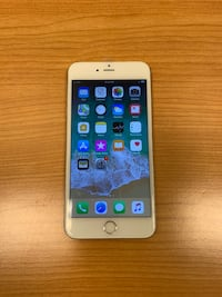 IPhone 6s Plus Silver 64GB Factory Unlocked  College Park, 20740