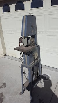 Rockwell / Delta Band Saw with extras Elk Grove, 95757