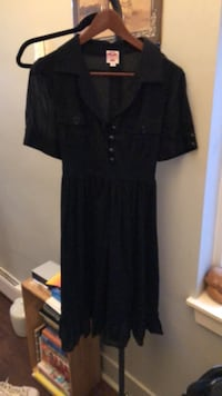 Little black dress size L