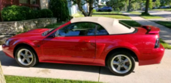 Ford - Mustang - 2002