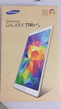 Brand New Samsung Galaxy Tab S Mc Lean, 22102