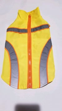Reflective Rain Vest for Dog or Puppy  Des Moines, 50316