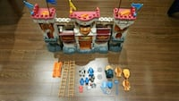 Medieval / Viking Toy Castle - Several Configurations - $45 Vaughan
