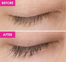 THE BEST ALL NATURAL eyelash growth serum