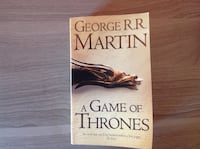 Game of throne - Anglais - Tome 1 Toulouse