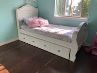 Twin trundle bed El Paso, 79912