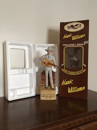 hank williams figurine with box Bunker Hill, 25413