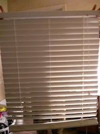 white and gray window blinds Madison, 35758