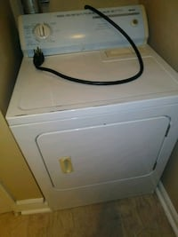 white front-load clothes washer Marietta