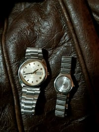 Omega Seamaster Watch His and Hers