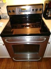 stainless steel induction range oven Sevierville, 37862