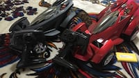 Black and red rc car toys Long Beach, 90810