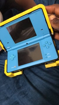 blue Nintendo DS handheld console Annandale, 22003