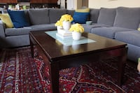Coffee Table with 2 Side Tables Vaughan, L4H 2E7