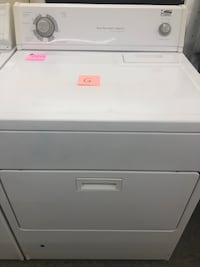 all white gas dryer heavy duty super capacity Estate by Whirlpool 373 mi