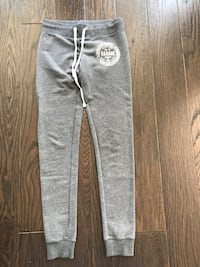 Ladies Grey Garage Slim Sweatpants Size XS London, N6G