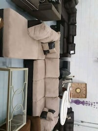 Brand new corduroy sectional on sale  Toronto, M9W 1P6