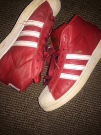 (Red) high tops adidas Baltimore, 21236