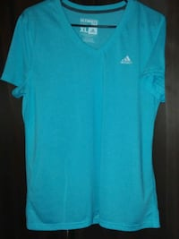 blue v-neck t-shirt Valdosta, 31602
