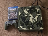 PS4 Limited Edition Call of Duty Edmonton, T5T