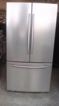 gray french-door refrigerator Albany, 97322