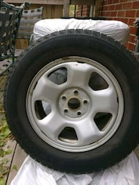 Michelin tires and rims  Mississauga, L5H 1W8