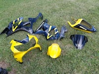 2000 Honda cbr 929rr plastic fairings and windshie Sanford, 32771