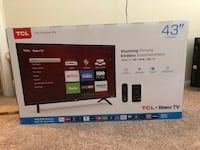 43in TCL HD Smart tv Glenarden, 20706