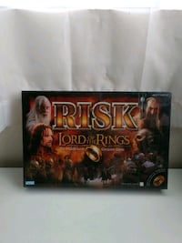NEW in Original Factory Wrapping Lord of the Rings
