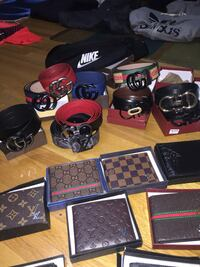 Designer wallets and belts for sale Hamilton, L8G 4X4