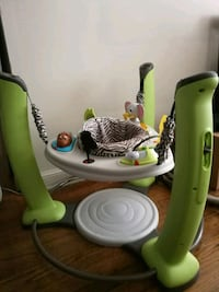 Evenflo ExerSaucer Jump and Learn Activity Center Silver Spring, 20901