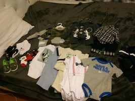 Baby Clothes/shoes