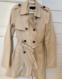 Beige trench coat  Duken, 3133
