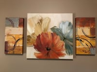 Set of 5 canvases Surrey, V3X 2A3