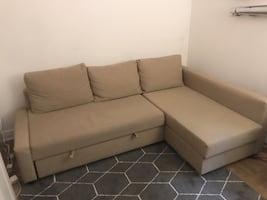 IKEA Friheten Sofa Pull Out Couch