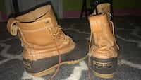 Bean boots size 7.5 North Haven, 06473