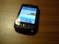 UNLOCKED BLACKBERRY TORCH IN PERFECT CONDITION null