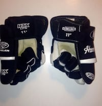 Hespeler GPS Hockey Gloves Junior 11 Inch London