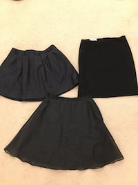 Women's black skirt ( 3 for $20) Fairfax, 22033
