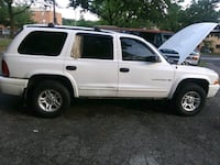 Dodge - Durango - 2001 Washington