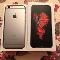 Apple iPhone 6s 64gb in Space Grey(Negotiable!) Richmond