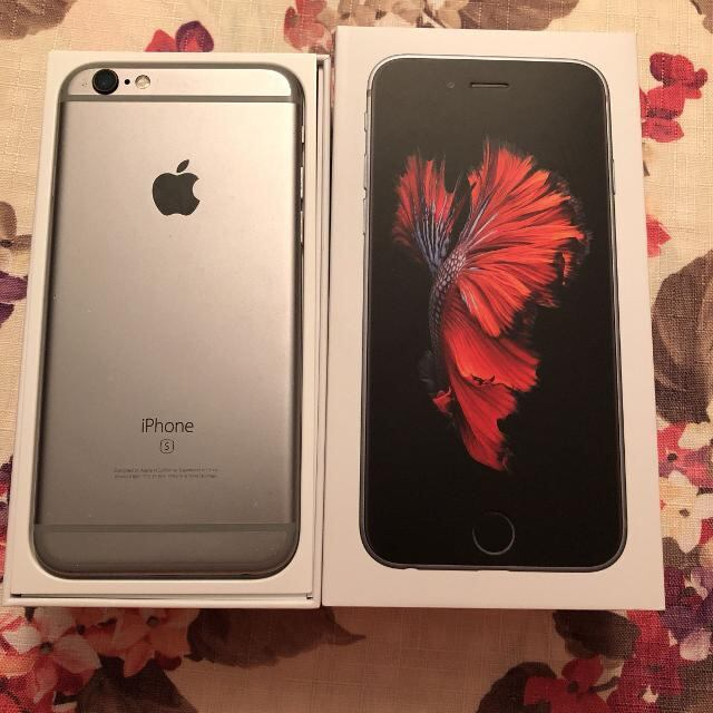 Apple iPhone 6s 64gb in Space Grey(Negotiable!)